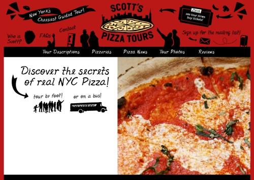 Scotts Pizza Tours
